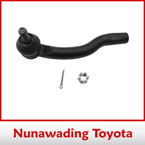 Genuine Toyota Tie Rod End Sub-Assembly Right Hand for Corolla Prius V Rukus