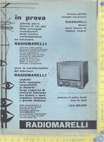 Radiomarelli - Televisore md. 93 ANIE - Anni '60