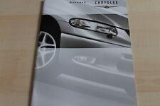135331) Chrysler Voyager Prospekt 09/1999