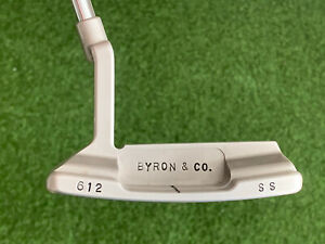 "Byron Morgan 612 Putter 34.5""  RH+ HC"