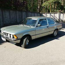 BMW 316 E21, BJ1982, 1.8L Vergasser Originalzustand, kein rost