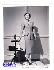 Barbara Stanwyck sexy in suit VINTAGE Photo B.F.'s Daughter