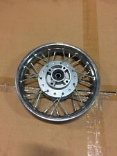 "Motorcycles 10""x1.4"" Front Rim  Wheel Disc brake"
