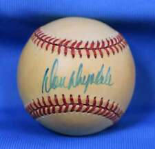 DON DRYSDALE Signed JSA COA Feeney National League Baseball Autograph Authentic