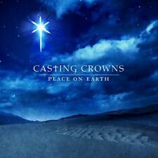 Casting Crowns - Peace on Earth [New CD] Sony Superstar