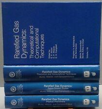 3 vols Rarefied Gas Dynamics: HC GC N1,,