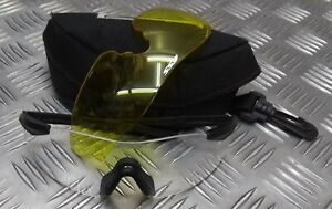 Genuine British Army Issue ESS ICE Ballistic / Tactical Safety Sunglasses 2 Lens