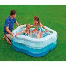 Intex Piscina gonfiabile per Bambini 229x229x66cm - Blu (56475)