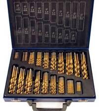 Juego Brocas Helicoidales de Titanio 1 a 10 mm. 170 Unidades