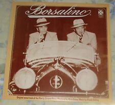 BORSALINO (Claude Bolling) rare original stereo lp (1970)