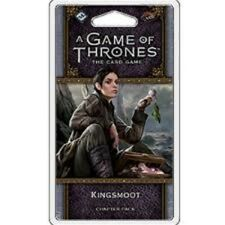 GAME OF THRONES LCG KINGSMOOT EXP GAME BRAND NEW & SEALED