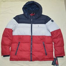 New 4XLT 4X Tall Tommy Hilfiger Men quilted padded puffer...