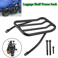 Moto Porte-bagages Arrière Bagages Support Pour Harley Sportster XL 883 1200