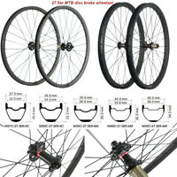 27.5ER Carbon Wheels MTB Wheelset Tubeless Mountain Bike Sram/Sram XD 35mm width