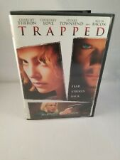 Trapped (DVD, 2002) Kevin Bacon Courtney Love Charlize Theron