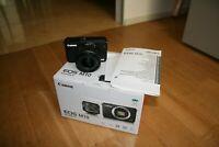 Caméra Canon EOS M10 sans Miroir Numérique + Objectif 15-45 Is Stm + Reflex