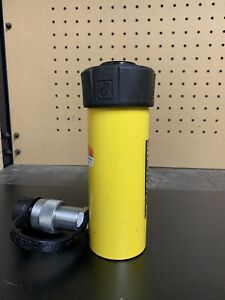 Enerpac Cylinder, Steel, 10 Ton, 4.13 In Stroke (RC104)