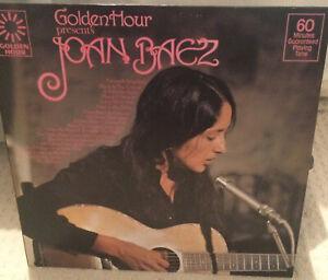 Golden Hour Presents Joan Baez Vinyl LP