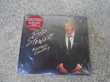 ROD STEWART-ANOTHER COUNTRY-DELUXE-CD-DIGIPAK-HYPE-FACTORY SEALED-BRAND NEW!