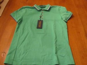 Womens Ralph Lauren Polo Golf Shirt, NWT, L