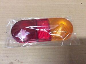 Volvo P1800 S-E Rear Lens Amber/Red UK/Euro Spec Tail Light Lens. #2