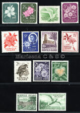 NORFOLK ISLAND 1960-62 SC 29-41 OG VF MNH * SCARCE COMPLETE SET 13 STAMP