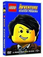 LEGO - LE AVVENTURE DI CLUTCH POWERS - ITA - ENG - DVD
