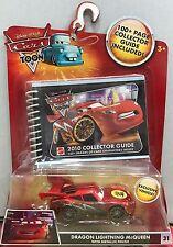 Disney Pixar Cars Toon Dragon Lightning McQueen 2010 Collector's Guide