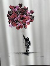 Banksy Print Signée et numérotée