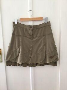 DKNY Khaki Skirt Size 16