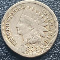 1863 Indian Head Cent 1c One Penny Circulated #23627