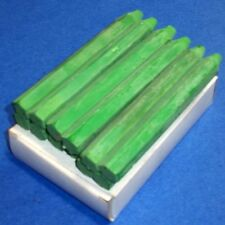 "La-Co Ind. 1/2""X4-5/8"" Green Hex Scan-It Plus Markers, 0082634 *New Lot Of 12*"