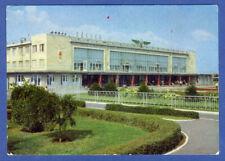 1972 USSR Soviet Russia ODESSA International Airport Postcard