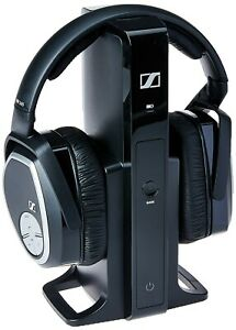 Sennheiser RS-165 Wireless Rechargable Headphones.