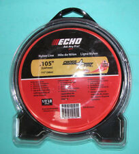 ECHO .105 CROSSFIRE STRING TRIMMER LINE 1/2 POUND SPOOL 150' PART # 306105055