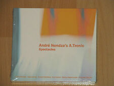 2xcd ANDRE Nendza's A. Tronic-Spectacles-Dave Liebman-NUOVO + OVP