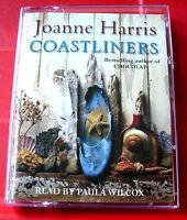 Joanne Harris Coastliners 2-Tape Audio Book Paula Wilcox France/Brittany