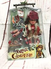 Bratz Campfire Phoebe Doll Girl Outfit Campground Accessories Lantern, New