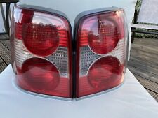 Passat W8 Rear Lights Wagon Estate 3BG B5.5