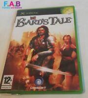 The Bard's Tale Microsoft XBOX Video Games 12+
