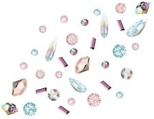Preciosa 3D Nail Art - Pack x 100 Alice's Big Adventure Inc. Swarovski Drops