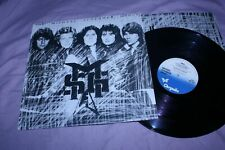 MICHAEL SCHENKER GROUP - MSG - UK ROCK LP 1981 EMBOSSED SLEEVE