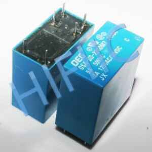 1PCS OSA-SS-224DM3 2 Pole Miniature Power PC Board Relay 3A 24V DIP6