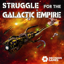 Struggle for the Galactic Empire Computer Game (PC), NEW