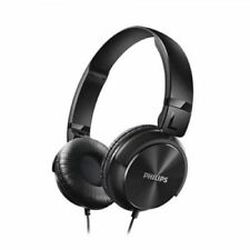 Écouteurs pliables noirs Philips