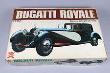ZF053 Bandai 1/48 rare maquette 1/16 8037 BUGATTI ROYALE type 41 Coupe de Ville