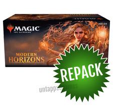 Modern Horizons Booster Box Repack! 36 Opened MTG Packs In Box