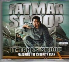 (BL179) Fatman Scoop, It Takes Scoop - 2003 CD