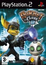 RATCHET & CLANK 2 LOCKED AND LOADED - PLAYSTATION PS2 GAME No Manual