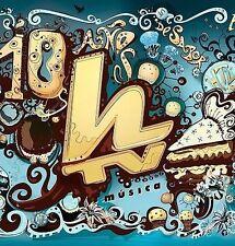 Los 10 Años de HTV by Various Artists (CD, Dec-2005, WEA Latina)